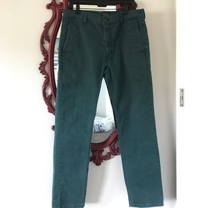 Levis green jeans